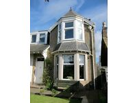 4 bedroom stone built town house CARNOUSTIE *move in condition*