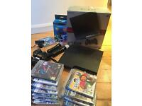 PS3 250gb Console package