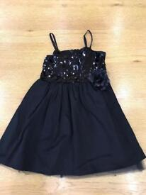 Age 10 CHRISTMAS PARTY DRESS ** NEW LOOK**