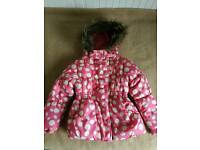 Girls coat for 2-3 years old