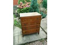 Already promised: Free chest of drawers