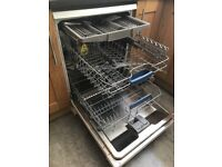 Bosch Serie 6 dishwasher - 18 months old - great condition - RRP £519, yours for £250 - pick up SW9