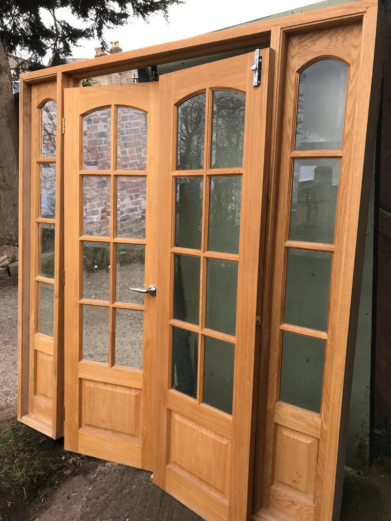 French Doors With Side Lights In Northallerton North