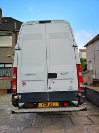 Sold 2011 IVECO DAILY 3.0 70C17 FRIDGE VAN 170 BHP LWB HIGH ROOF * 7000 KG * DIESEL