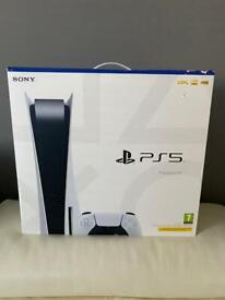 PS5 PlayStation 5 Disc edition