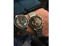 Omega Speedmasters / Seamasters and Breitling Navitimers Wanted