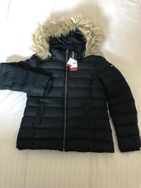 tommy hilfiger coat RRP £165