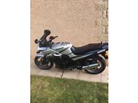Kawasaki gpz 500s 2003