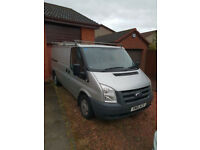 2011 61 reg Ford Transit MWB L/R 115ps, Very Low Miles 21k, 1st to see will buy. NO VAT
