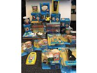 Family guy rare collection Figures, Books and DVD sets (Pick - up)