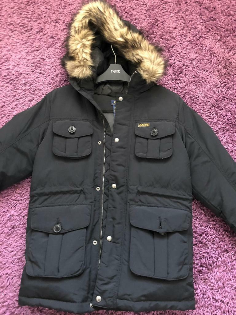 051a4a4dbc8d Boys Ralph Lauren coat