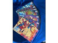 Astonishing Spider-Man Marvel Comics 35 QTY job lot 1996-02