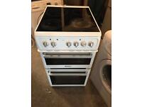 HOTPOINT electric Cooker 50cm With Free Delivery 🚒