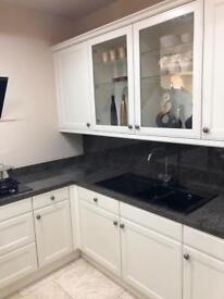 ** Ex display kitchen with granite worktops for sale**