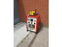 N.B.C MIG Welder / Cleaned and Serviced / ***Selling cheap, needs moving*** / 400A / 5m IC cable
