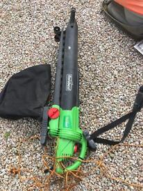 Florabest Garden Vacuum and blower