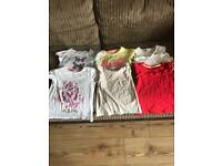 T-shirts 4-5 & 6-7