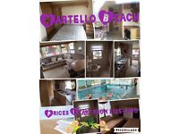Martello beach caravan sleeps6 inbox me for more details prices from £100 £190