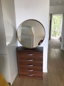 *FREE* chest of drawers and matching wardrobe
