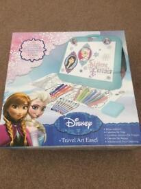 Disney Frozen travel art easel