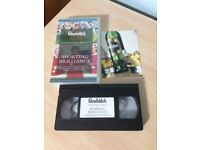 Glenfiddich Inspirational Moments VHS