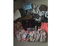 Ladies tops and blouses