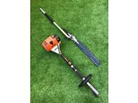 2012 STIHL KM90R KOMBI POWER UNIT WITH HEDGE TRIMMER ATTACHMENT