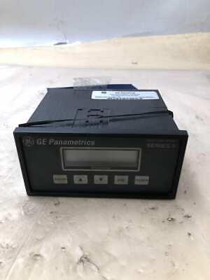 Ge Panametrics Series 5 Moisture Analyzer 120vac