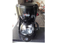 DeLonghi 10 Cup Coffee Machine (Never Used)