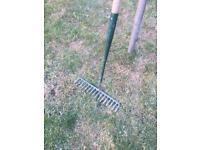Garden rakes