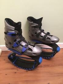 Jumping shoes Bounce shoes Anti Gravity boots