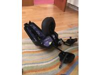 Bobike mini + baby bike seat