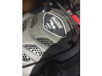 Mountfield lawmower petrol motor