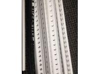 plastic tile edging strips