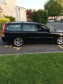 Top of the range v70 se sport diesel,140000 a lovely smooth powerful car