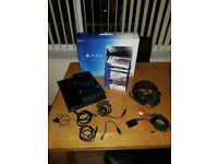 PS4 500 GB Package including Games and accessries