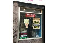 Fast food Takeaway for sale Greenock town centre
