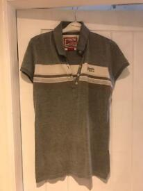 Superdry women's polo Large