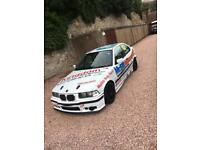 BMW compact cup race car