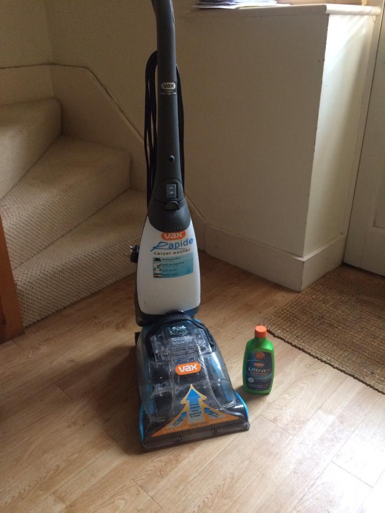 Vax Rapide Carpet Cleaner In Yeovil Somerset Gumtree