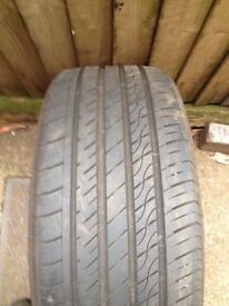 235/45/R17 Tyres 7mm Tread