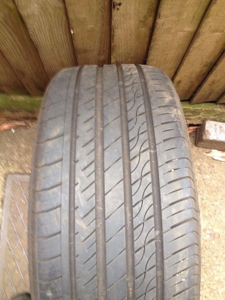 235/45/R17 Tyres 7mm Tread