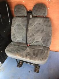 Ford Transit double seat. May fit Mercedes, VW,
