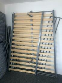 Bunk Bed Frame (Double&Single) - all parts and screws.