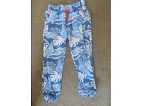 Mini Boden Girls Trousers Age 9 excellent condition.