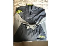 Adidas men's gold wind stopper active shell