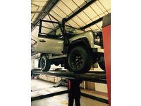Mechanic Wanted Must Have Knowledge in Land Rover Defenders Good Rate Apply Within