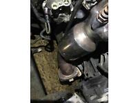 Vauxhall Astra sports cat manifold
