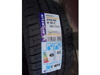 **NEW** 205/65/16 Michelin Agilis - Car / Van tyre