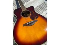 Yamaha FSX720SC Electro Acoustic Guitar